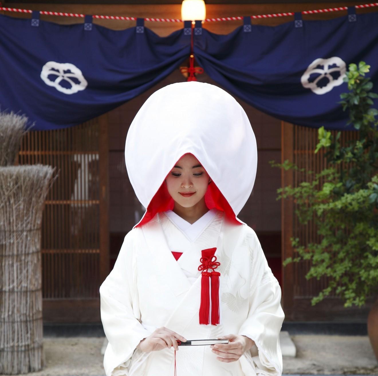 神社婚☆本格神前式の相談会♪